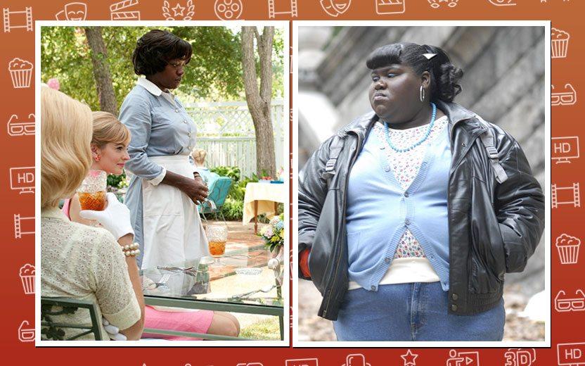 Filmes sobre racismo: Preciosa e Histórias Cruzadas