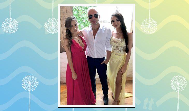 O casamento de Whindersson Nunes com Luísa Sonza: Gabi Luthai, Matheus Mazzafera e Mari Nolasco