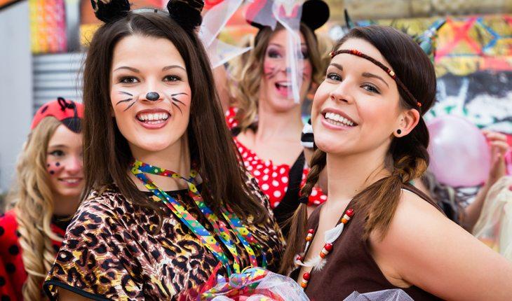 Frases para colocar na legenda das fotos de Carnaval