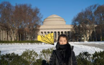 Ivana em Boston