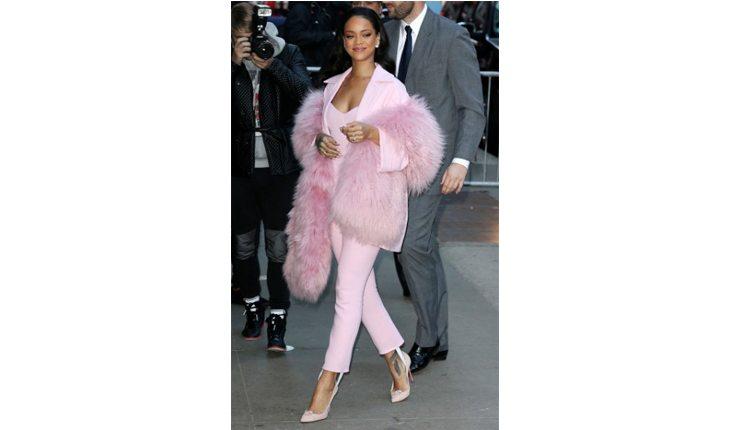 looks da Rihanna