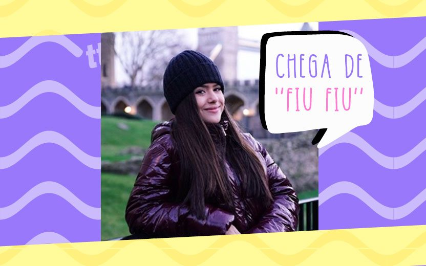 """O que é assédio? Maisa Silva diz: chega de """"fiu fiu"""""""
