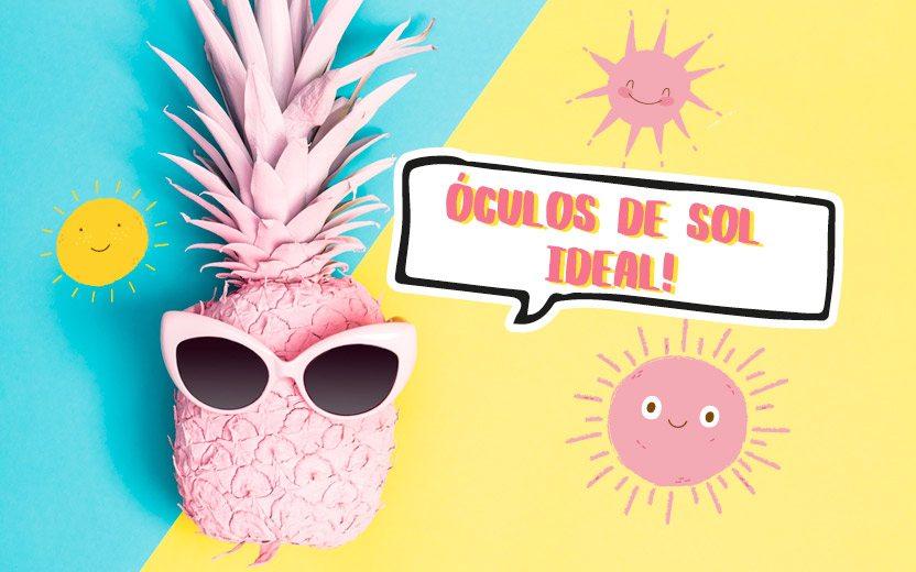 28554cb10 Dicas para escolher seus óculos de sol sem erros!