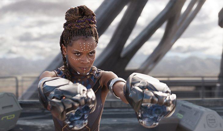 Pantera Negra: Shuri