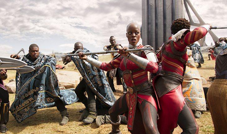 Pantera Negra: atores negros