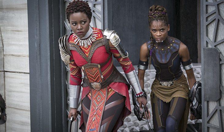 Pantera Negra: guerreiras negras