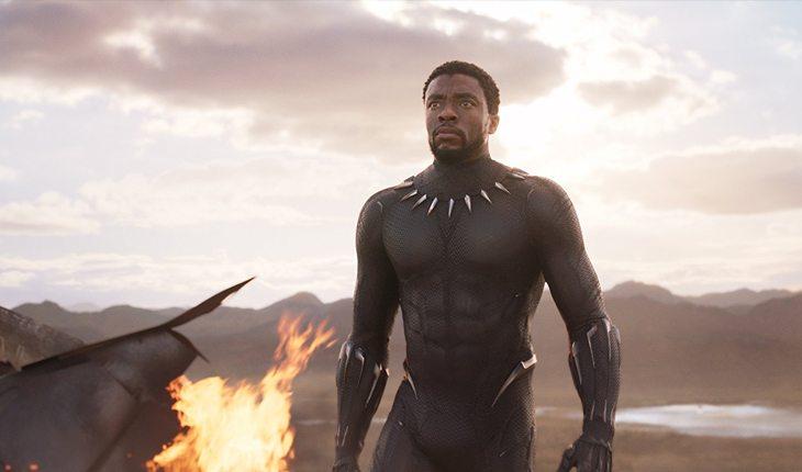 Pantera Negra: T'Challa