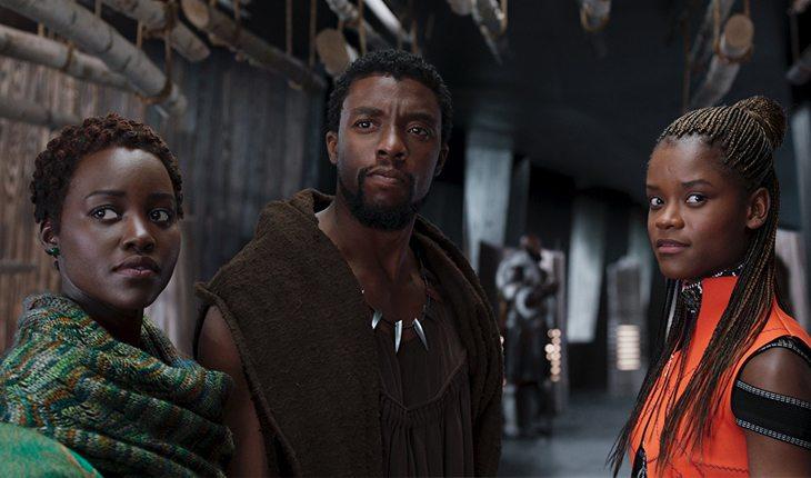 Pantera Negra: rei e guerreiras