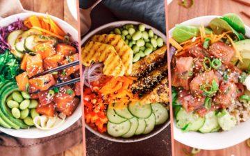 Poke: o prato típico do Havaí que você vai amar!