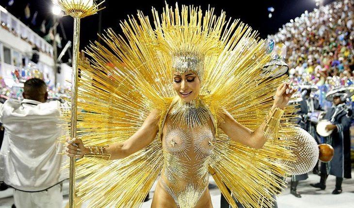 Carnaval Rio e Salvador