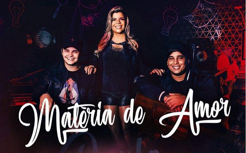Matéria De Amor Ouça O Novo Hit De Paula Mattos Com Matheus E Kauan