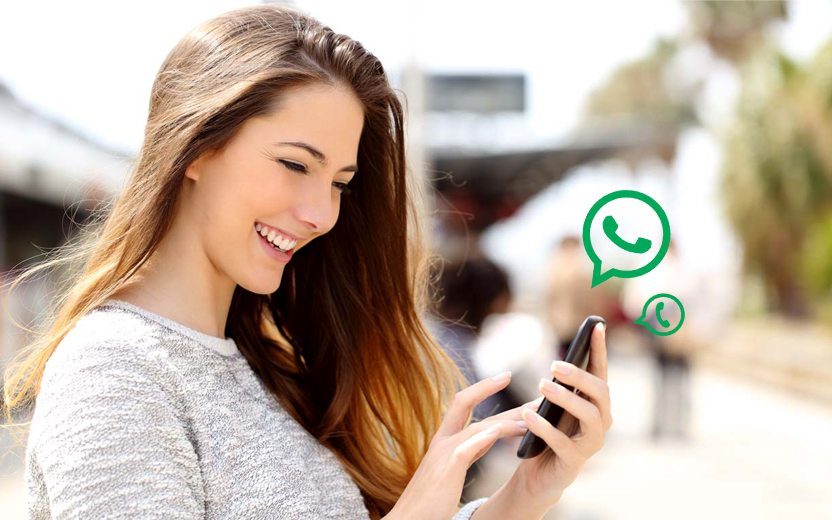 áudio do WhatsApp