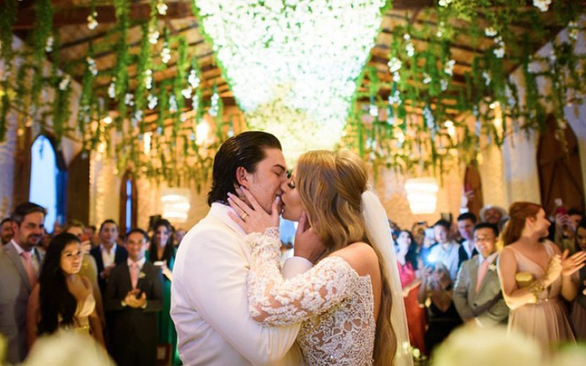 casamento de Whindersson e Luísa