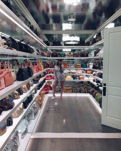 Vem ver o closet de bolsas da Kylie Jenner: é babado!