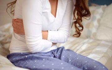 cólica menstrual