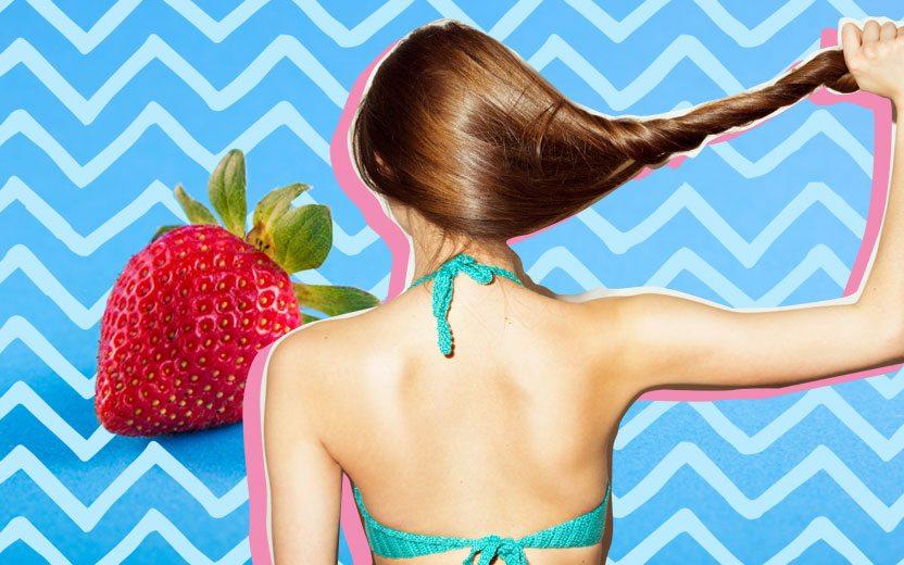 crescimento do seu cabelo