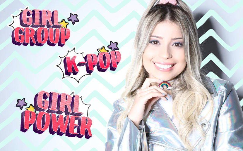 girl groups de k-pop