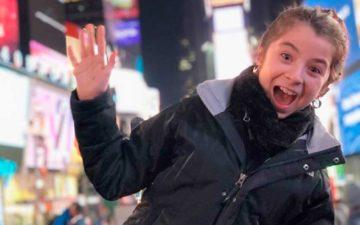 Dicas da Ivana na todateen: Biscoitos com o seu rosto em NY!