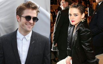 Robert Pattinson e Kristen Stewart em nova série baseada em Crepúsculo