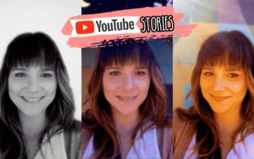 Stories no YouTube