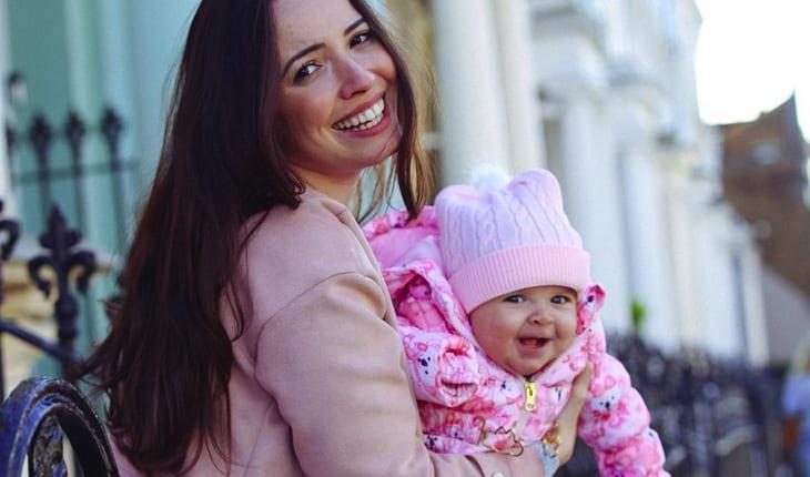 Taciele e filha