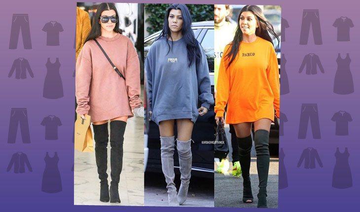 tendências das Kardashians