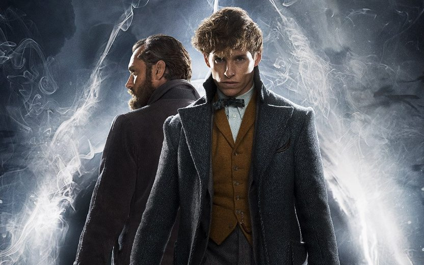 Assista o primeiro trailer de Animais Fantásticos: Os Crimes de Grindelwald