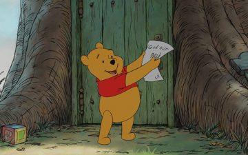 Ursinho Pooh em desenho
