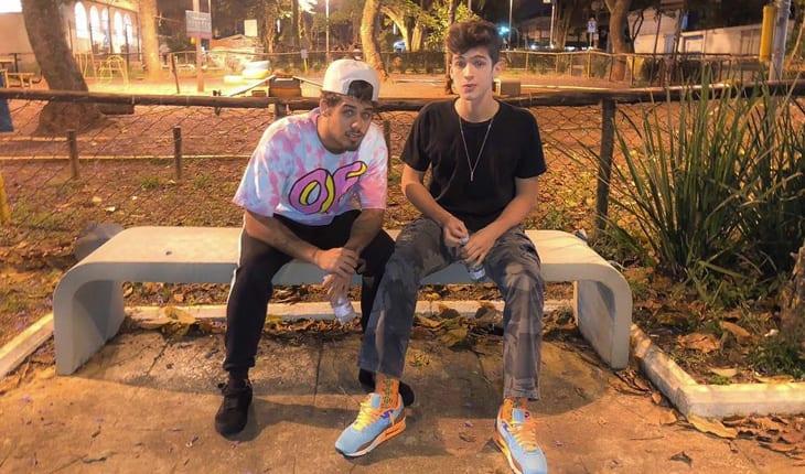 Zé Felipe e João Guilherme