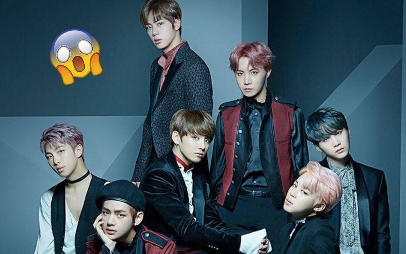 BTS naBillboard Music Awards