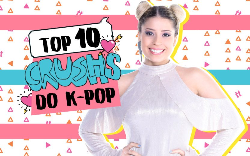 top 10 crushes do K-pop