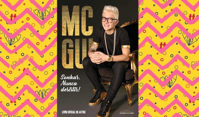 Livro do MC Gui  o boy falou com a gente com exclusividade sobre o book! e84c84498a