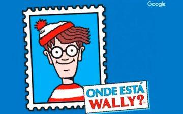 No Dia da Mentira, você pode jogar Onde está Wally? no Google Maps