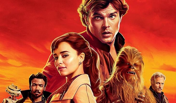 Lançamentos da Disney e Marvel: Han Solo: Uma História Sar Wars