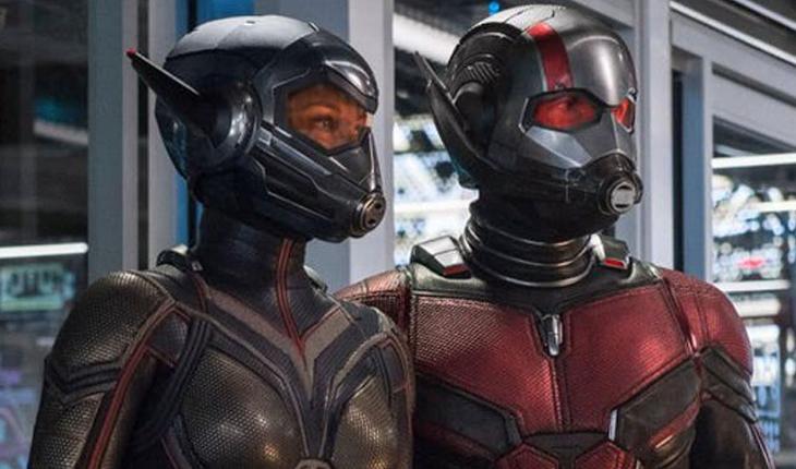 Lançamentos da Disney e Marvel: Homem-Formiga e a Vespa