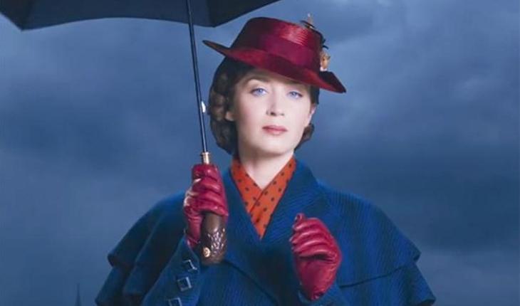 Lançamentos da Disney e Marvel: O Retorno De Mary Poppins