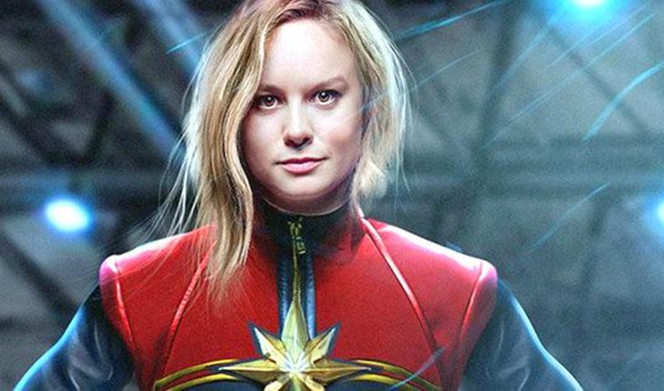 Lançamentos da Disney e Marvel: Capitã Marvel