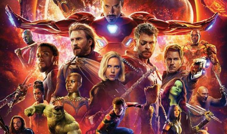 Lançamentos da Disney e Marvel: Vingadores 4