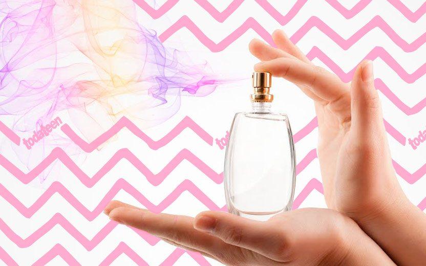 7d03ee635 Perfume ideal  faça o teste e descubra qual aroma combina com você