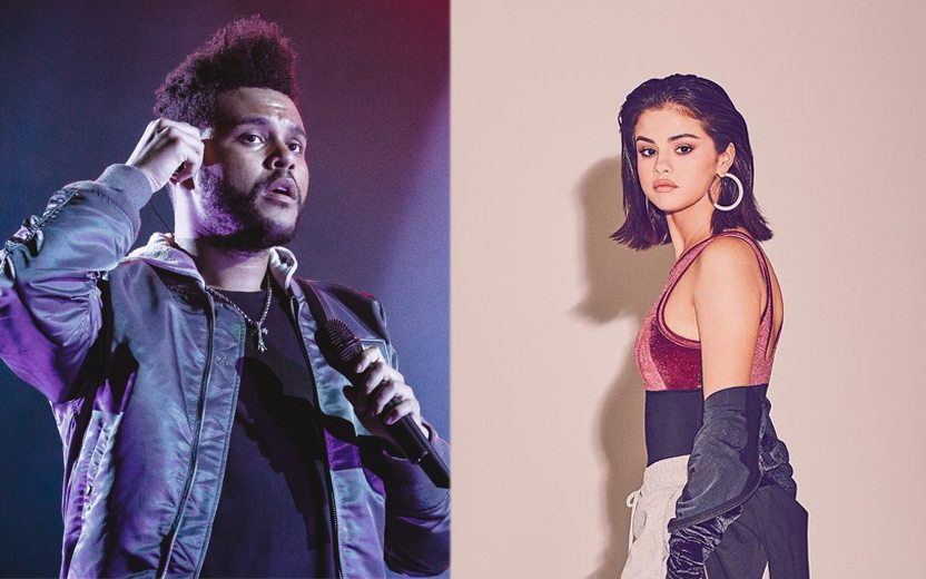 The Weeknd e Selena