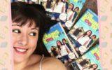 Autora de A Barraca do Beijo com vários livros