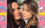 Bruna Gomes e Thayane Lima