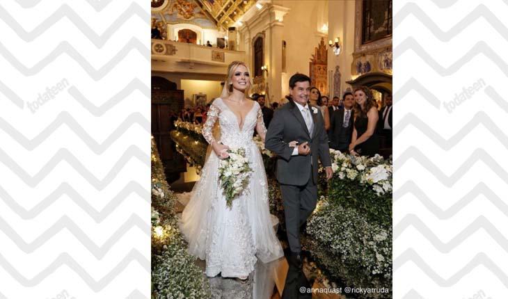 Casamento do Cocielo e Tata