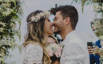 Casamento de Arthur Aguiar e Mayra Cardi