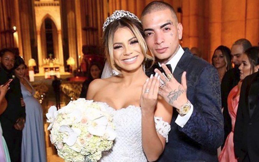 Casamento de Lexa e Guimê