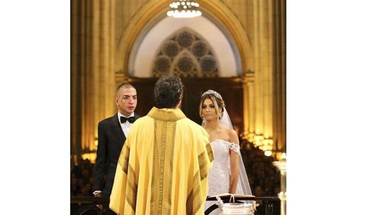 casamento de lexa e mc guimê