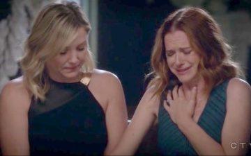 April e Arizona de Grey's Anatomy