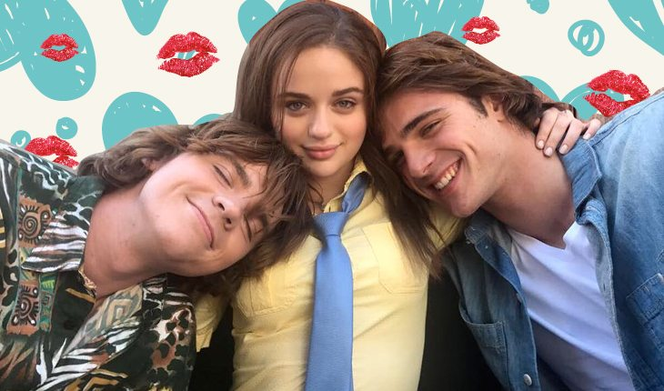 Elenco do filme A Barraca do Beijo
