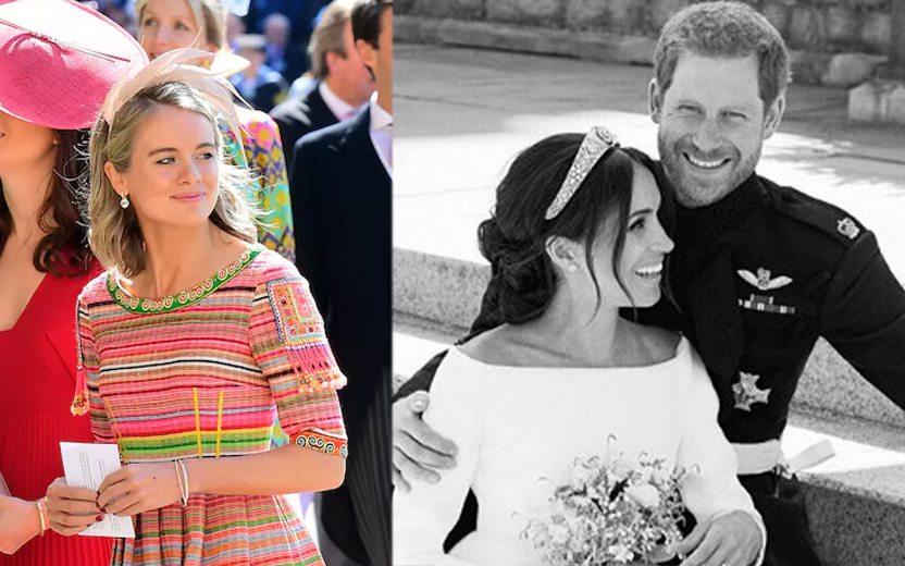 Ex do príncipe Harry fala sobre o casamento real em texto 52ecb0ffe21