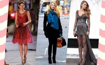 Opções de look de Gossip Girl que podem combinar com você